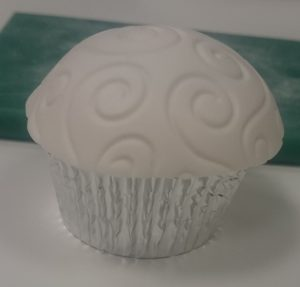 Domed Cupcake
